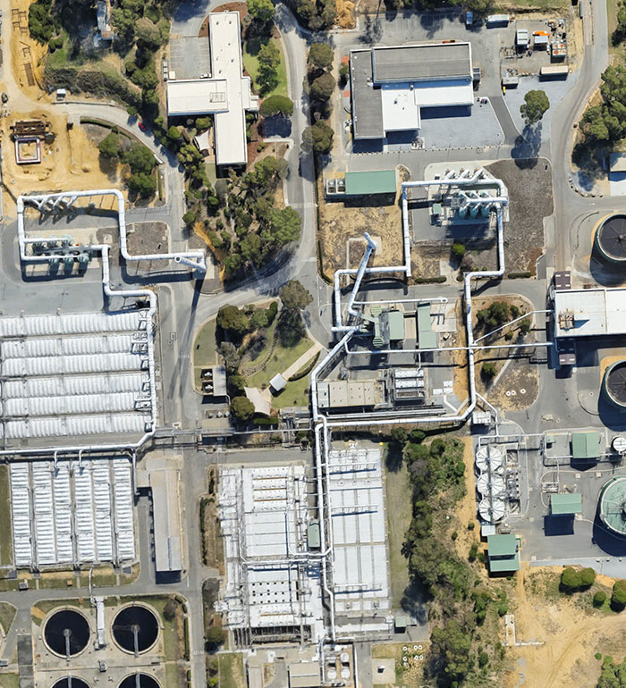 Silverhorse chosen for Beenyup Water Treatment Facility